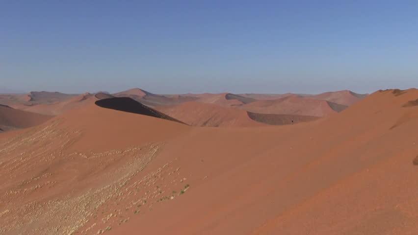 Desert sand dunes #3684680