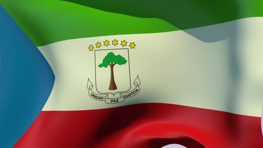Flag of Equatorial Guinea