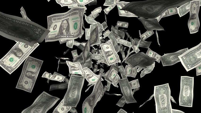 Анимационные картинки про деньги