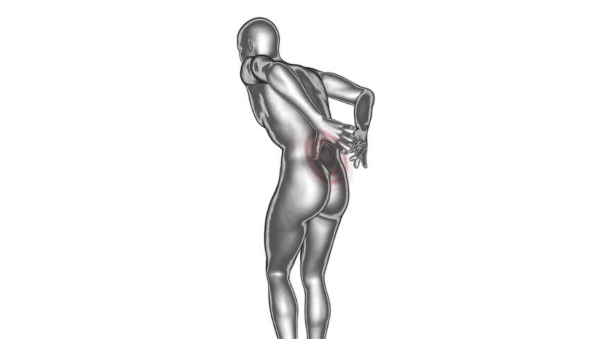 backache, back pain