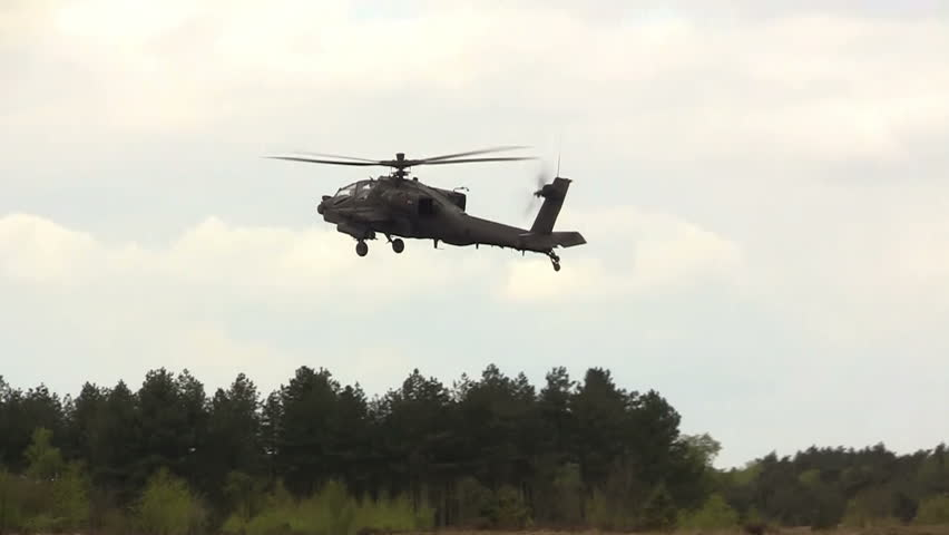 Military helicopter | Shutterstock HD Video #3802907