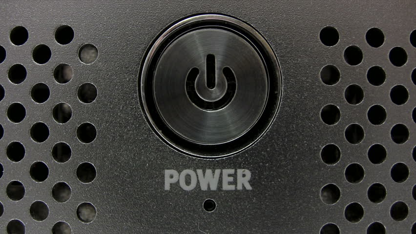 Blue Power Switch