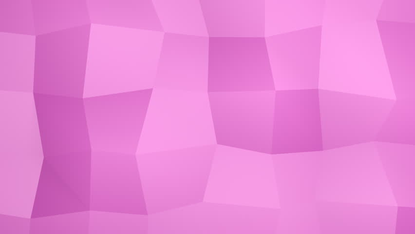 Looping pink geometric background (FULL HD)   Shutterstock HD Video #3849356