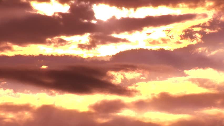 Heavenly Clouds - 1920x1080 HD | Shutterstock HD Video #388924