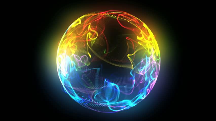 Sphere   Shutterstock HD Video #3919676