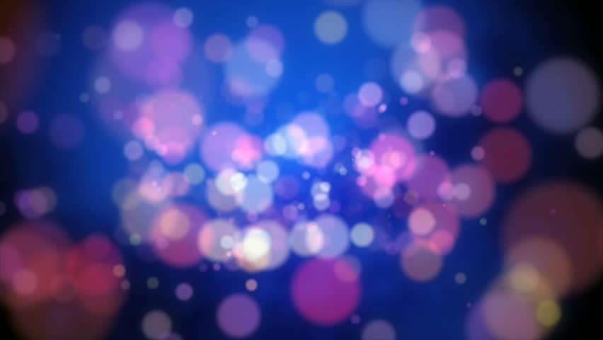 Spots background blue | Shutterstock HD Video #3924800