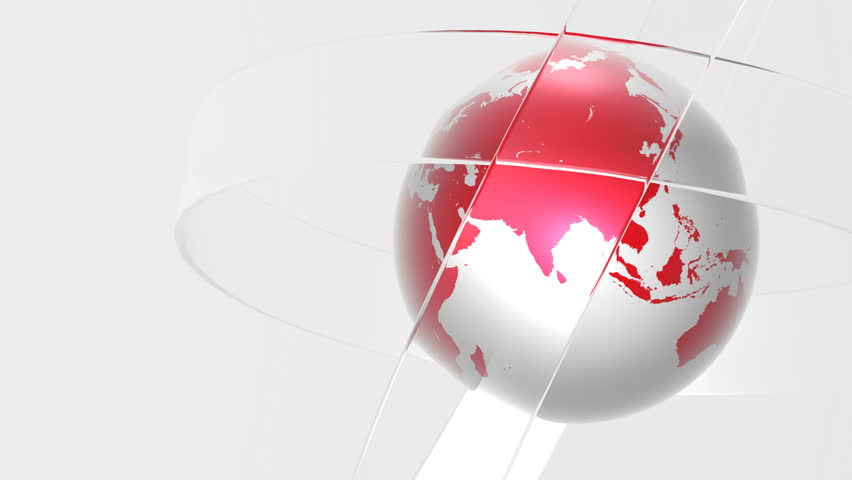 World under glass, perfect for text spaces. | Shutterstock HD Video #3934664