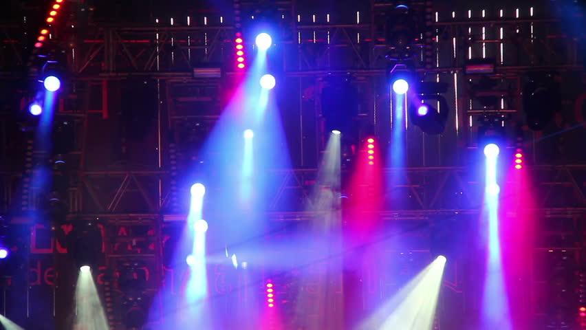 "ROME - MAY 1 2013: Concert stage - ""Concerto del Primo Maggio"" (""Workers' Day Concert""), Piazza San Giovanni (San giovanni Square) - Workers' Day, Rome, Italy. | Shutterstock HD Video #3948107"