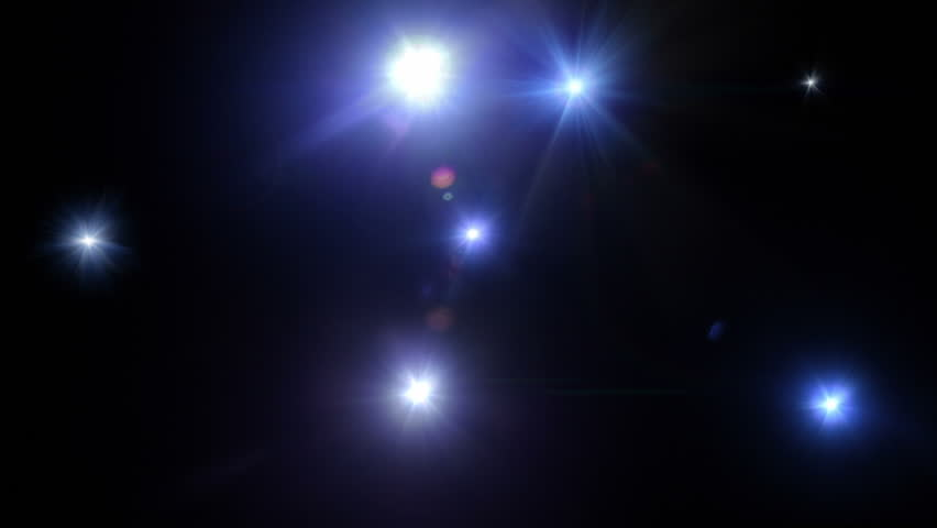 Blue camera flashes over black background. Different speed to choose. SEE MORE COLOR OPTIONS IN MY PORTFOLIO. #3953924