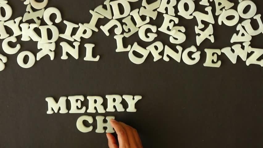 Merry Christmas   Shutterstock HD Video #3966601