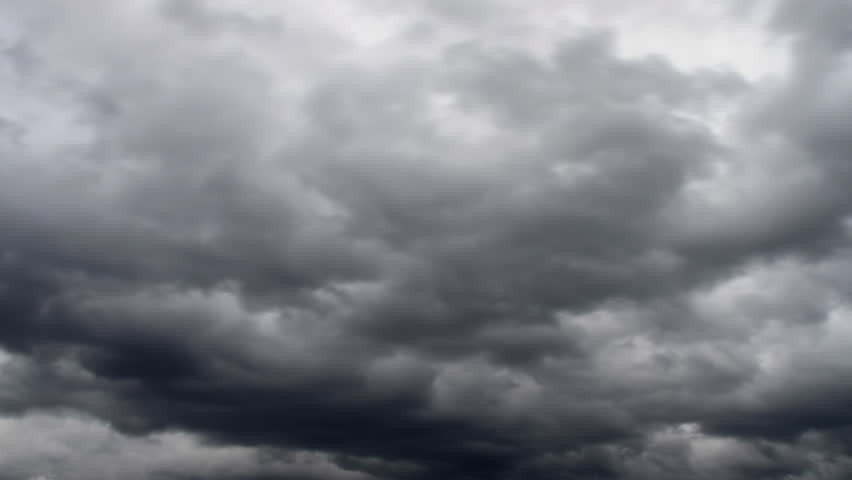 Time lapse of storm clouds moving fast | Shutterstock HD Video #4002088