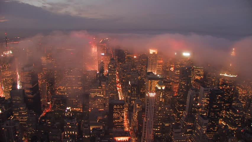 Nyc At Night Time Lapse Stock Footage Video 100 Royalty Free 4169992 Shutterstock