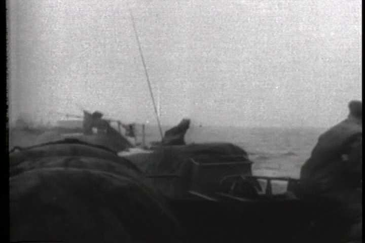 1940s - Allied forces begin D-Day and attempt to recapture France during World War 3