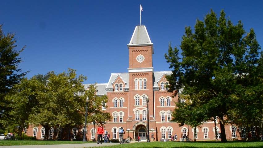 University Hall at Ohio State University.