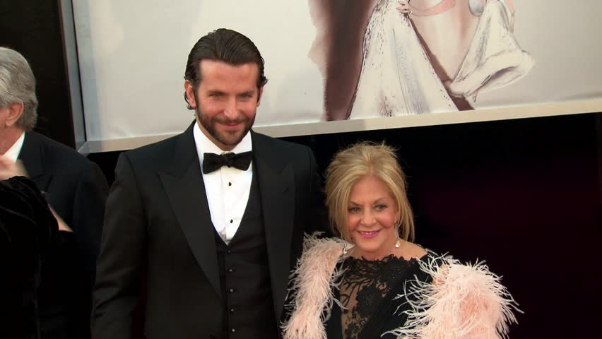 HOLLYWOOD - February 24, 2013: Bradley Cooper at the Academy Awards 2013 in the Dolby Theatre in Hollywood February 24, 2013