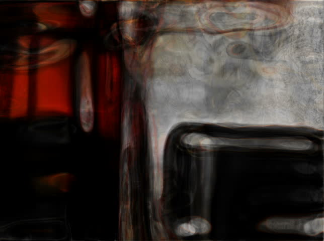 NTSC - Video Background 2072: Abstract organic forms flicker and shift (Loop).   Shutterstock HD Video #4458278
