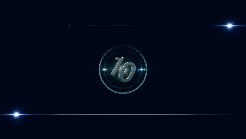 amazing 3d countdown (10-1) #4555550