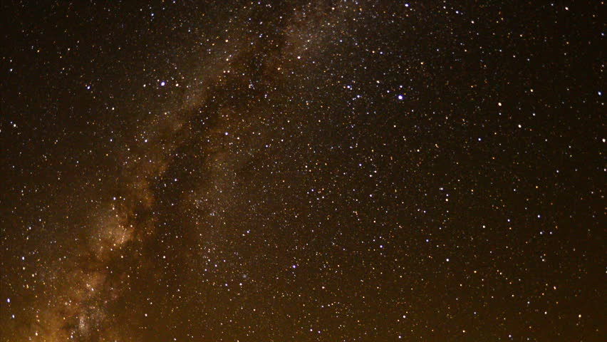 Time Lapse of Perseids Meteor Shower in Mojave National Park | Shutterstock HD Video #4624532