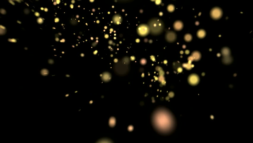 Hot Dust Particles - 2 | Shutterstock HD Video #4637234