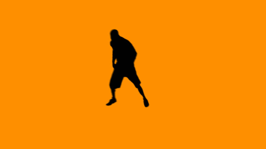 Dance silhouette. Lots of attitude. Smooth as butter.