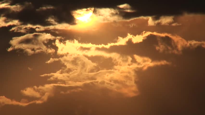 Sunset in town | Shutterstock HD Video #4721969