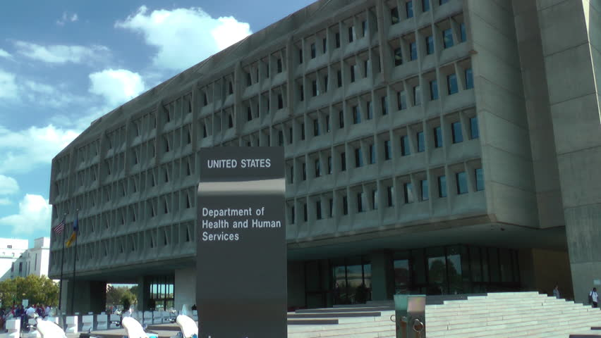 Us Department Of Health And Human Services Stock Video Footage