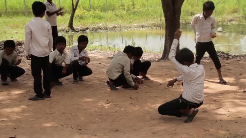 Angkor Wat Temple, Siem Reap, Stock Footage Video (100%