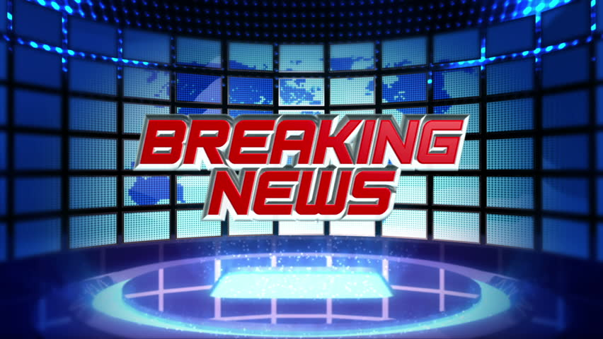 Breaking News Green Screen Tv. Stock Footage Video (100% Royalty-free) 4888658  Shutterstock