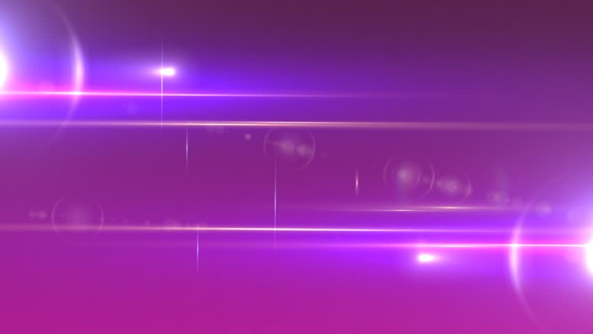 News Style Background - Pink Abstract Motion Background with Lines and Lens