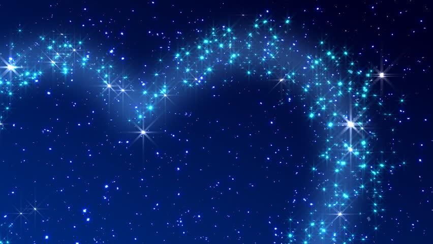 Красивая гифка звезды