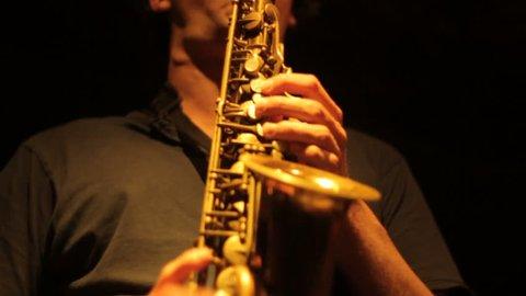 Jazz saxophone alto_01