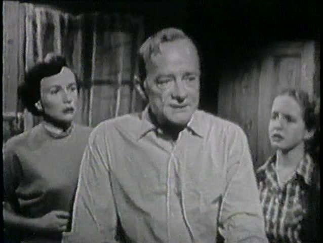1950s - 1950s TV drama about a nuclear attack on a suburban city.