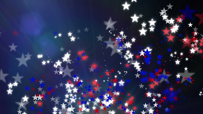 red white blue stars video clip hd footage bigstock red white blue stars video clip hd