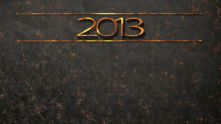 Motion graphics 2013 | Shutterstock HD Video #5055410