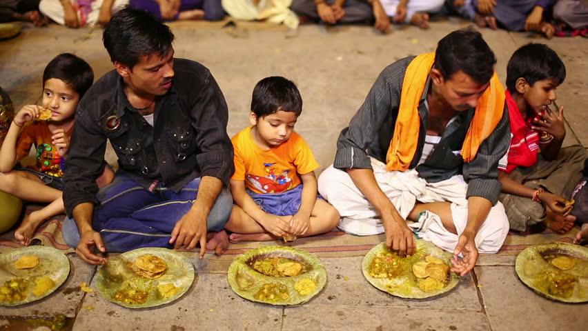 Varanasi, India - May 2013: Stock Footage Video (100% Royalty-free ...