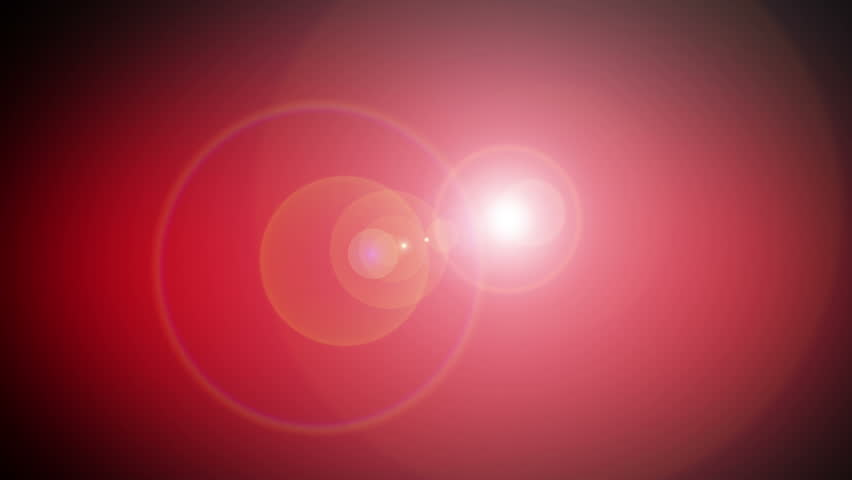 Glowing Red LM07 Loop Animation Background  #5127158