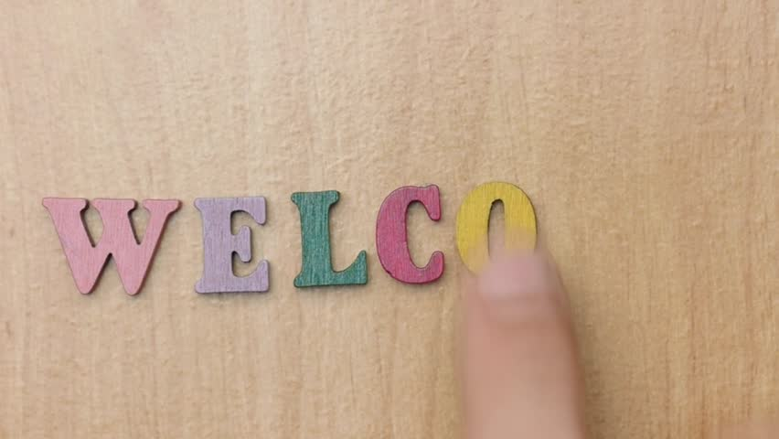 WELCOME message #5240729