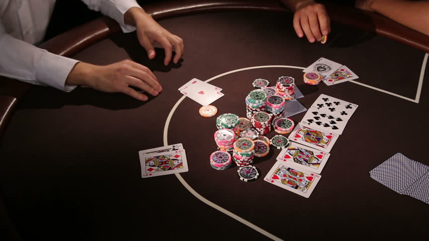 Casino. a Group of Adults Stock Footage Video (100% Royalty-free) 5257937 |  Shutterstock