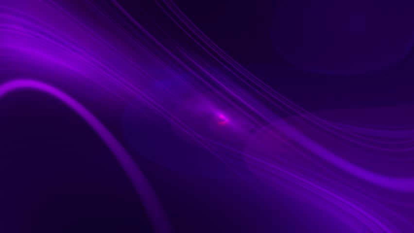 4K dark purple motion lens flares ambient abstract background