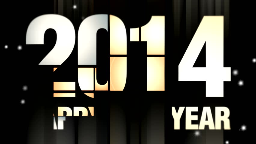 new year piece of text effects ( Series 2 - Version from 1 to 10 ) #5298845