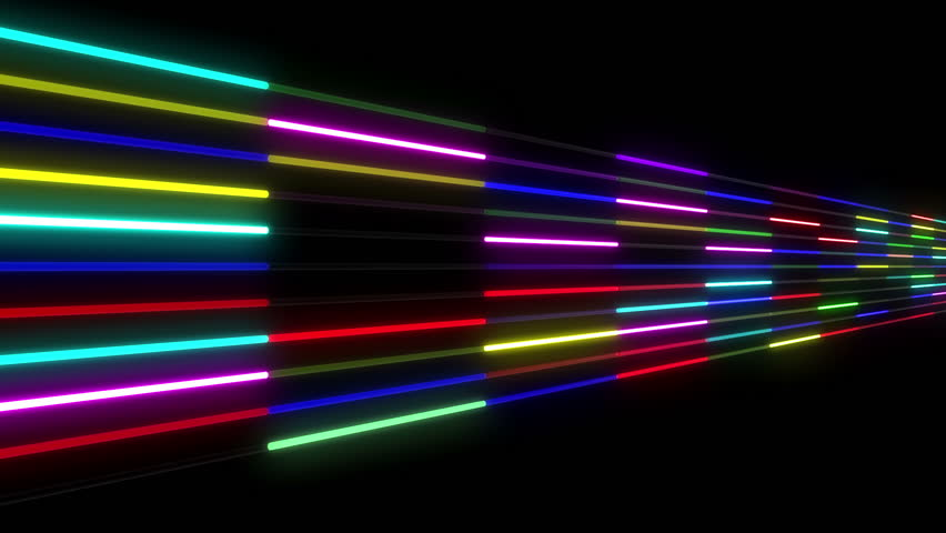 Neon light Tube.   Shutterstock HD Video #5311559