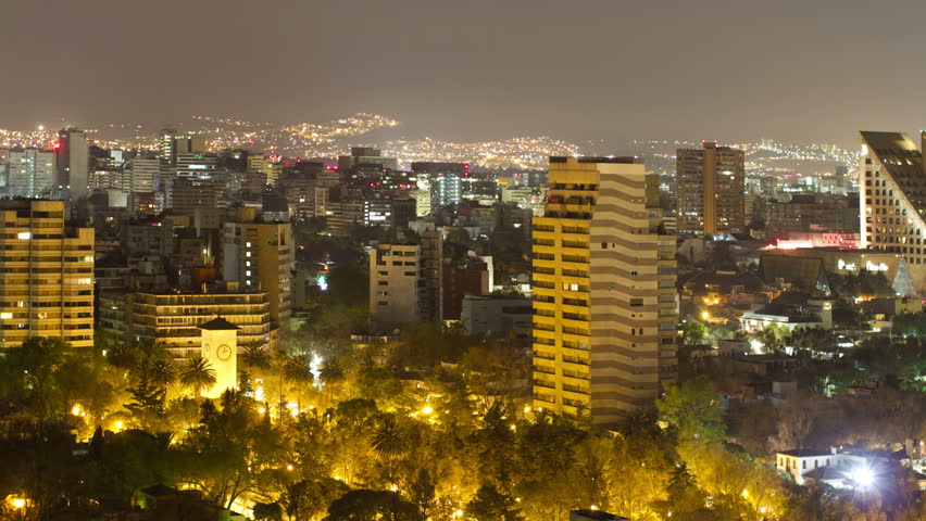 4k a time-lapse of the mexico city skyline. super high quality, 4k resolution (4096x2304).   Shutterstock HD Video #5421344