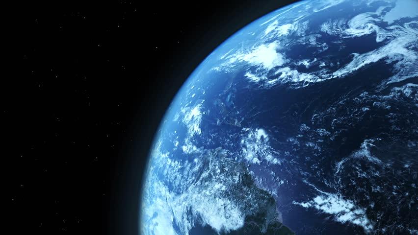 Planet Earth | Shutterstock HD Video #5429246