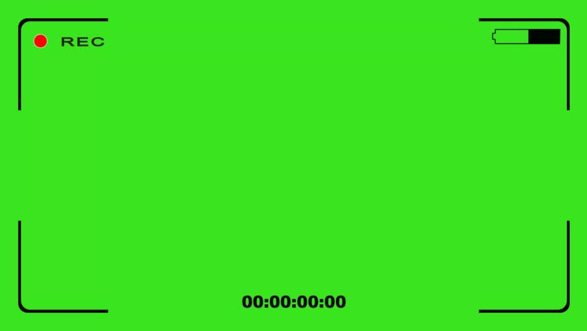 Camera Recording Green Screen Stock Footage Video 100 Royalty Free 5451350 Shutterstock