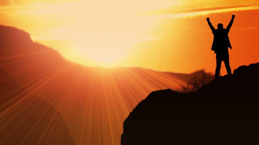 Enjoying a large victory   Shutterstock HD Video #5490251