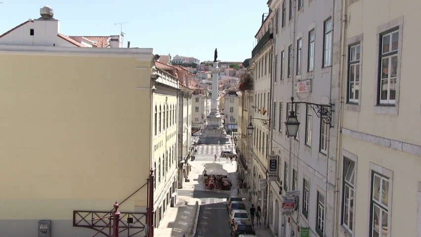Lisbon, Portugal | Shutterstock HD Video #5549318