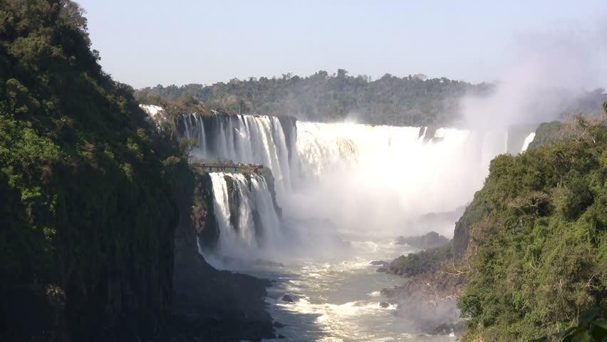 Iguazu Falls, Argentina | Shutterstock HD Video #5556584