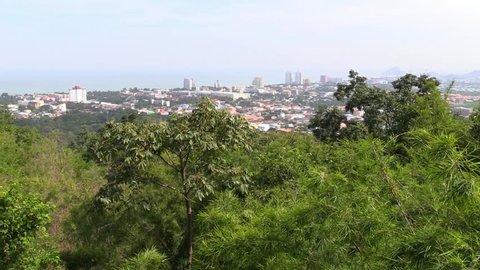 Hua Hin Panorama, Thailand