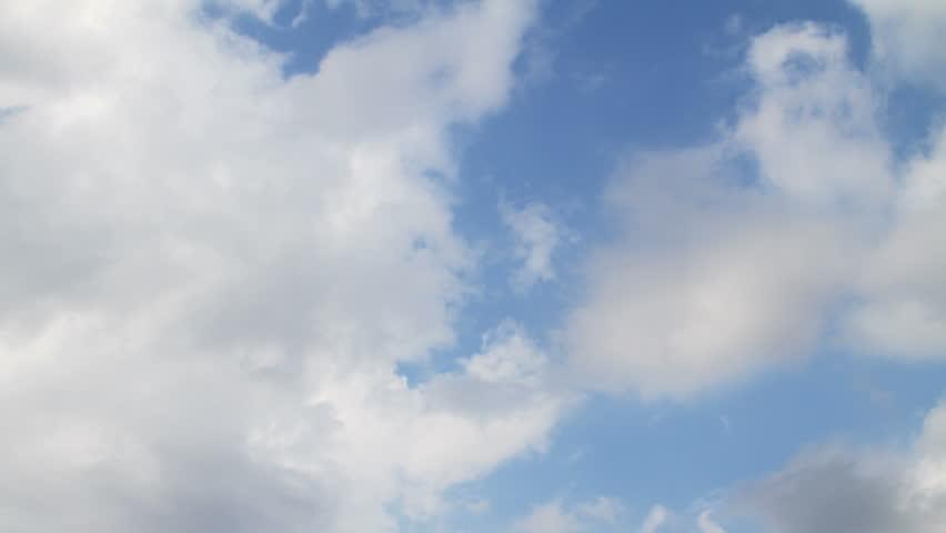 Clouds | Shutterstock HD Video #5590106