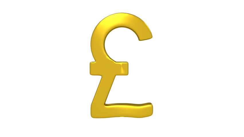3d Animation Rotating Dollar Currency Symbol Royalty Free Video